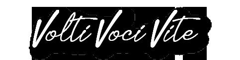 Logo Volti Voci Vite